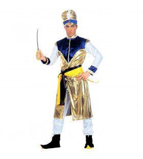 Indiase Maharajah Kostuum Man