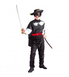 Zorro Ruiter Kostuum Jongen