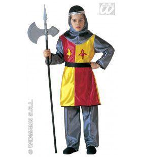 Kleine Ridder Arthur Kostuum Jongen