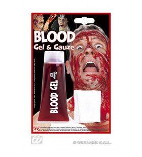 Maxi Tube Bloedgel Met Gaas
