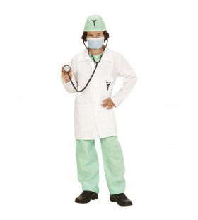 Dr Kiddo Dokter Kind Jongen Kostuum