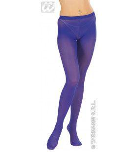 Panty, Blauw