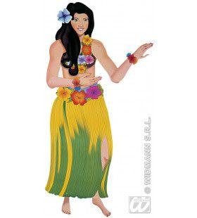Decoratie Hawaiiaans Meisje, 135cm