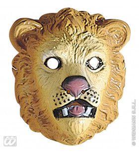 Plastic Kindermasker, Leeuw