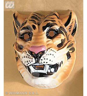 Plastic Masker, Tijger