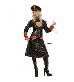 Korporaal Afstraffing Miss Sm Kostuum Vrouw