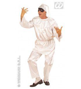 Mystere Pulcinella Kostuum Man