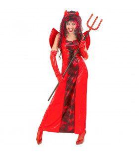 Luxe Devilicious Kostuum Vrouw