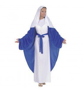 Heilige Maria Kostuum Vrouw