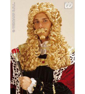 Pruik, Le Roi Blond