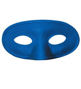 Ovaal Oogmasker, Mscherina Blauw