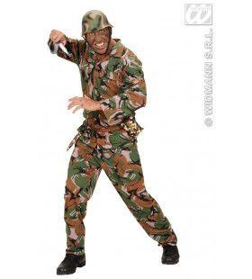 Dolk In Camouflage Schede