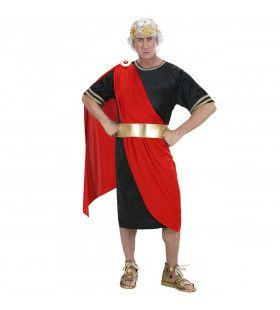 Stijlvol Nero Kostuum Man