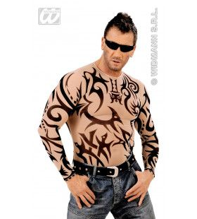 Tattoo Shirt Stam, Man