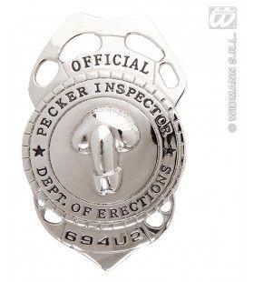 Insigne Pecker Inspector