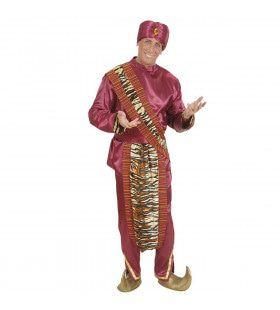 Indiaan Tiger Kostuum Man