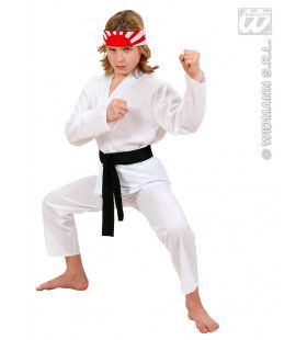 Karate Kid Japan Kostuum Jongen