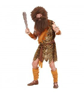 Grotbewoner Captain Caveman Kostuum