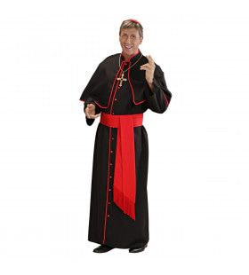 Kardinaal Luxe St Pieter Kostuum Man