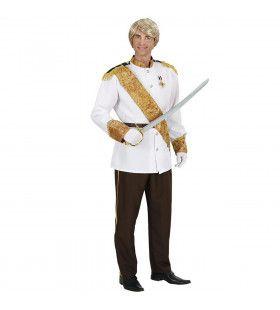 Charmante Prins Prince Charming Kostuum