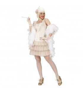 Roaring 20s Flapper Kostuum Vrouw
