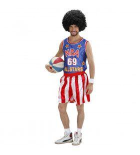 Basketbal Speler Kostuum Man