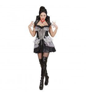 Gotisch Vampier Meisje Kostuum Vrouw
