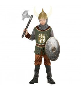 Woeste Viking Kind Kostuum Jongen