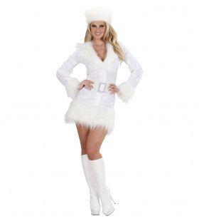 Sexy Russisch Meisje Da Matruschka Kostuum Vrouw