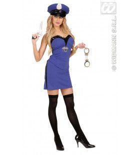 Politie Meisje Officer Hot Kostuum Vrouw