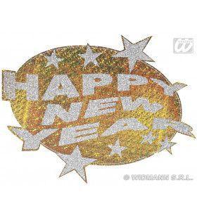 Happy New Year Laserdecoratie