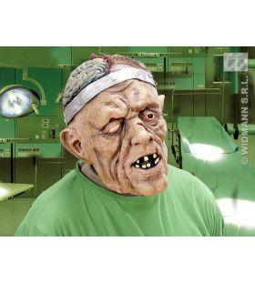 Masker Hersen Operatie Met Pruik