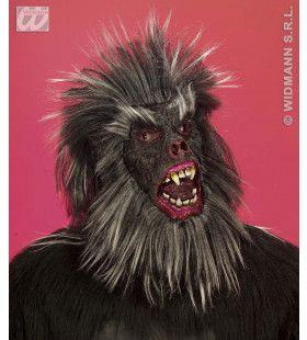 Masker Gorrilla Met Haar