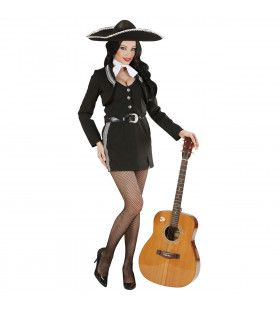 Mariachi Vrouw Kostuum