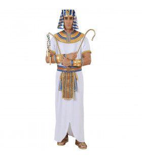 Mystieke Egyptische Farao Kostuum Man