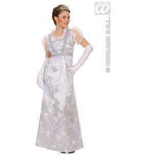 Lady Josephine Satijn Kostuum Vrouw