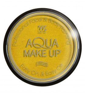 Aqua Make-Up 15gr, Geel