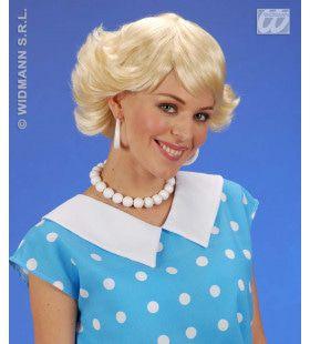 Pruik, Audrey Blond