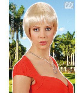 Pruik, Claudia Blond