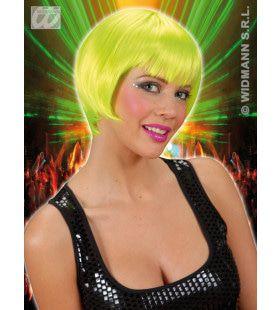 Pruik, Rave Neon Groen