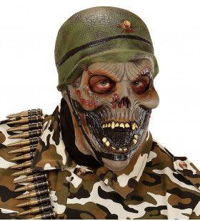 Masker Zombie Soldaat Frontlinie