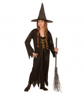 Walhida De Heks Meisje Kostuum