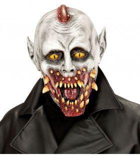 Horrorvampier Masker Vampier Extra Groot