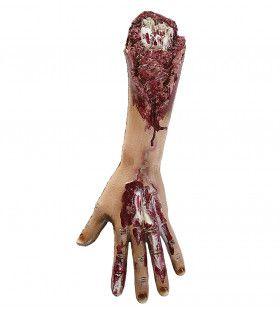 Horror Attribuut Afgerukte Arm