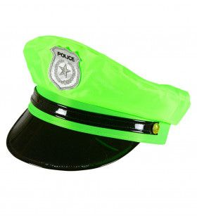Fantasia Politiepet Neon Groen