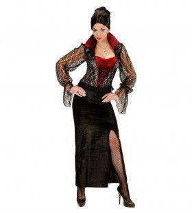 Spaanse Vrouwelijke Vampier Kostuum