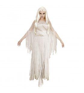 Doodsbruik Spookachtige Geest Vrouw Kostuum