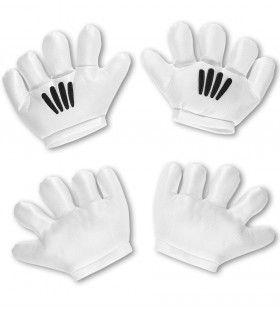 Beroemde Muis Cartoon Handschoenen