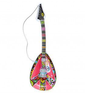Grappige Opblaasbare Mandoline, 105cm