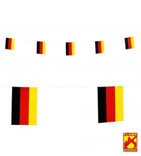 Landenthema Vlaggenlijn 6mtr, Duitsland